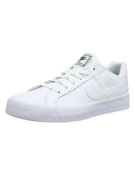 Zapatillas Unisex Nike COURT ROYALE AC BLANCO