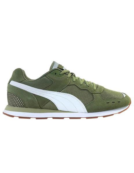 zapatillas verde hombre puma