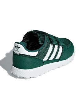 Zapatillas de Bebé Adidas FOREST GROVE CF VERDE