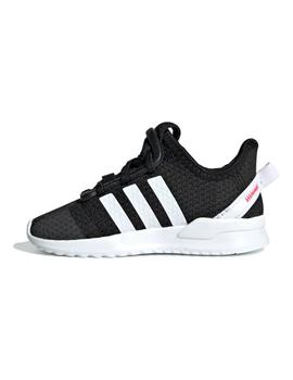 Zapatillas de Niño ADIDAS U PATH RUN I NEGRO