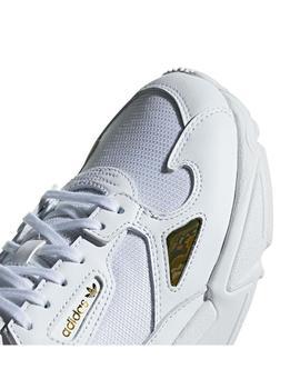 adidas falcon w blancas
