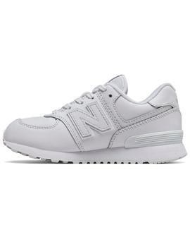 Zapatillas de Niño New Balance PC574ERM BLANCO