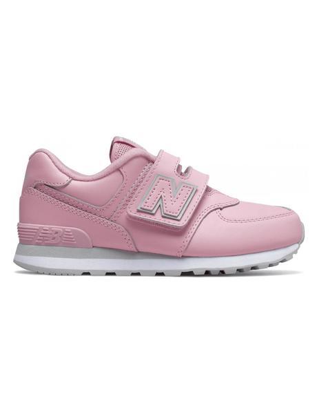 bambas new balance niña rosas
