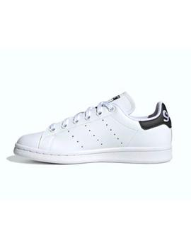 Zapatillas de Niño ADIDAS STAN SMITH J NEGRO