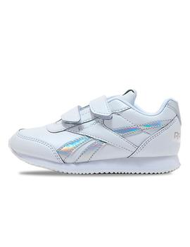 Zapatillas de Niño ROYAL CLJOG 2 2V BLANCO PLATA
