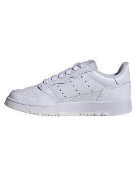 Zapatillas de Niño ADIDAS SUPERCOURT C BLANCO