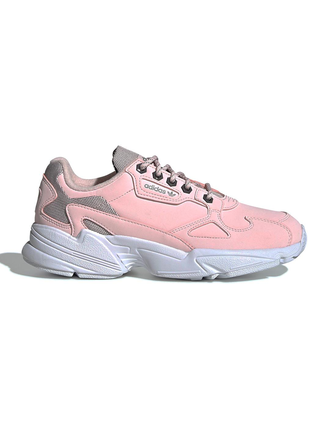 adidas falcon w mujer rosa
