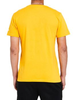 camiseta new era mlb seasonal team logo tee nayyan  amarillo