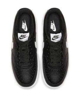 Zapatillas nike court vision low negro