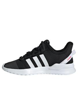 Zapatillas de Niño ADIDAS U PATH RUN C NEGRO