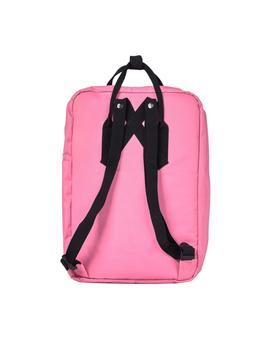 BACKPACK DR FRANKLIN COLOR ROSA